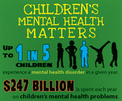 the gallery for gt childrens mental health awareness month