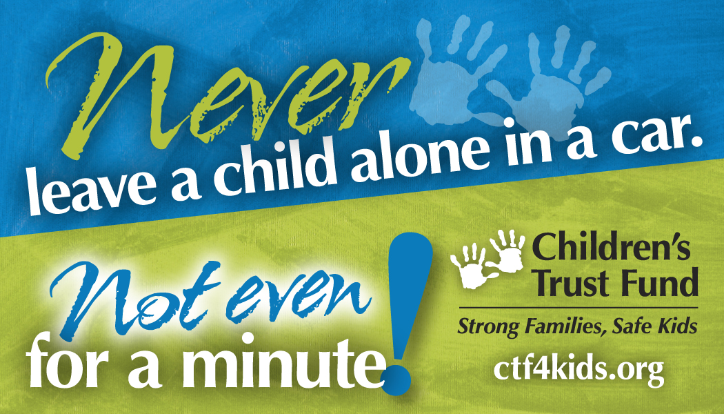 Not Even for a Minute-Never Leave Children Unattended In or
