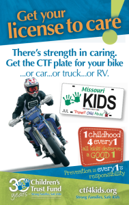 Motorcycle License to Care 3