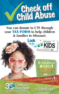 Tax checkoff 2014 girl w glasses