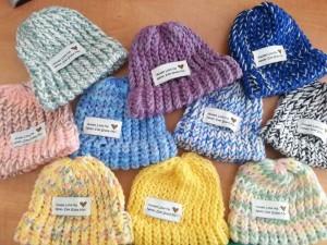 BBC baby hats