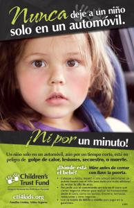 NEFAM poster 15 spanish