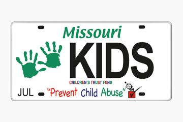 CTF License Plate