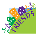 FRIENDS - Logo