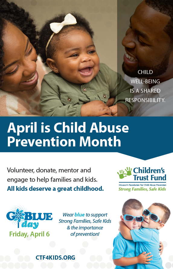 CTF - 2018 Child Abuse Prevention Month 1