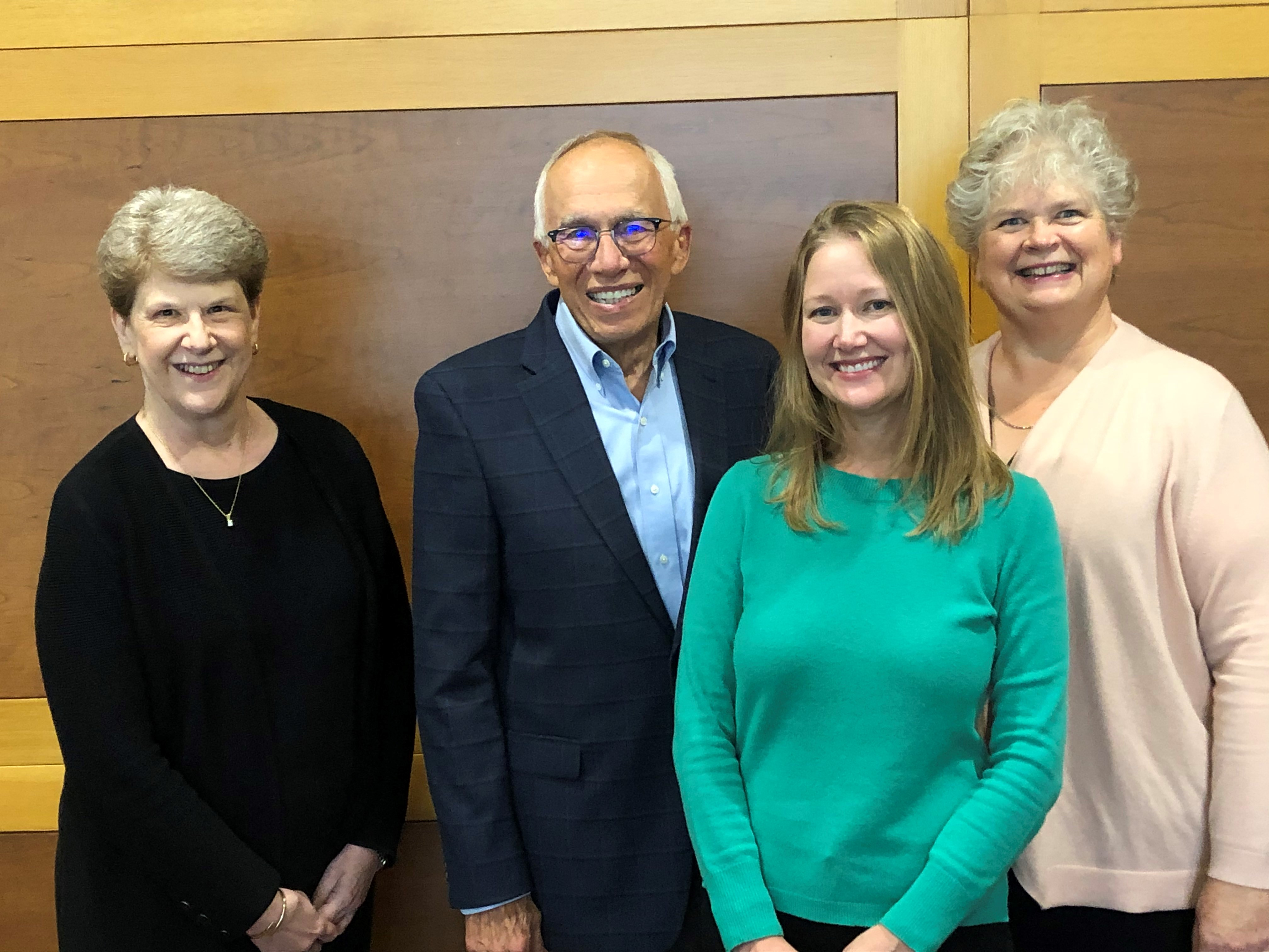 CTF Board Members Elected to Leadership Roles