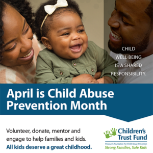 CTF - 2018 Child Abuse Prevention Month Slider